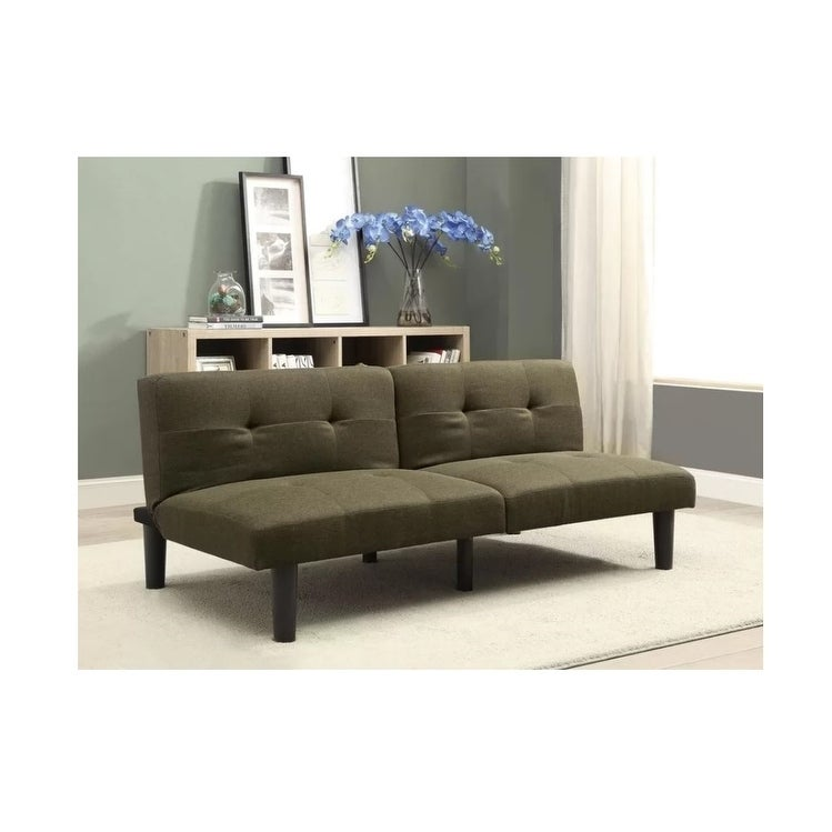 Robyn Adjustable Sofa (Olive)