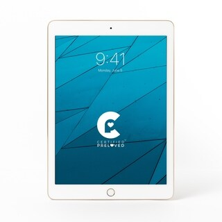 Apple iPad 5th Generation Wifi-only - Certified Preloved