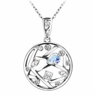 Crystals Necklaces Tree of Life Sunshine Women Necklace