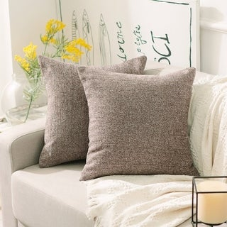 Throw Pillow Cover Sofa Cushion Covers