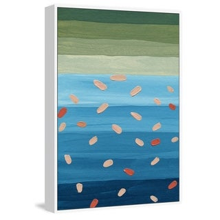 Marmont Hill - Handmade Inanimate Floater Framed Print on Canvas