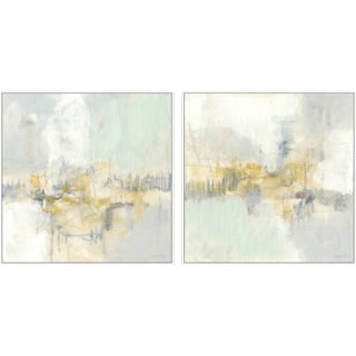 Marmont Hill - Handmade Pastel Obscura Diptych