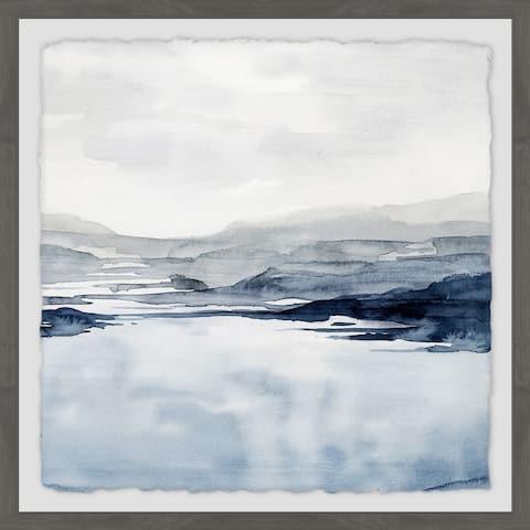 Marmont Hill - Handmade Rocky River Framed Print