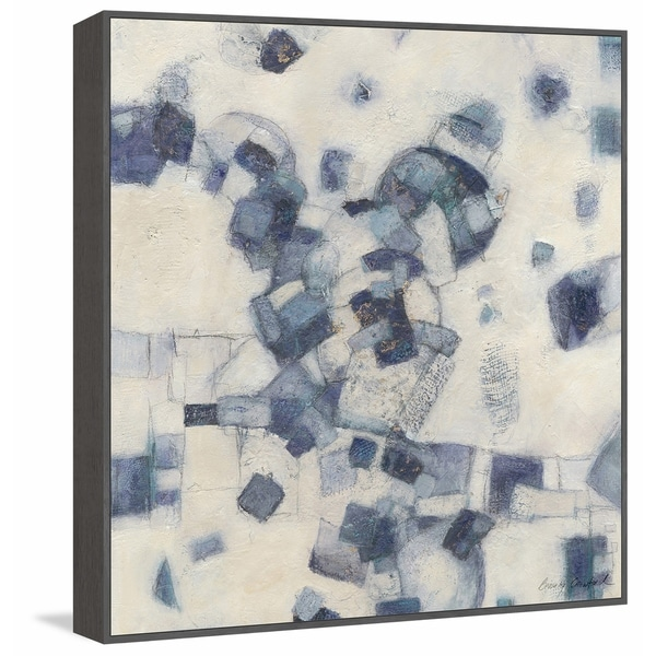 Marmont Hill - Handmade Fantasia I Floater Framed Print on Canvas