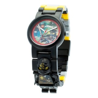 LEGO Ninjago 'Jungle Ninja Cole' Kid's Interchangeable Links Watch