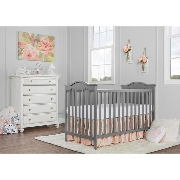 Shop Dream On Me Bella Rose Classic Convertible Crib