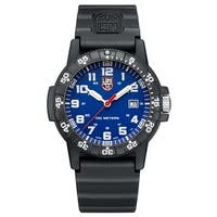 Luminox Men's  Sea Turtle Blue Dial Silicone Strap Watch