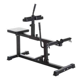Soozier Adjustable Calf Raise Strength Training Gym Equipment