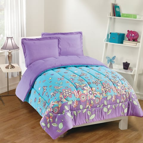 Gizmo Kids? Butterfly Dreams Comforter Set