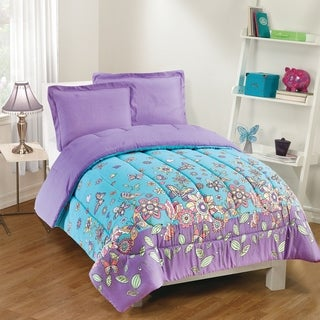 Gizmo Kids Butterfly Dreams Comforter Set