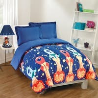 Gizmo Kids™ Blast Off Comforter Set