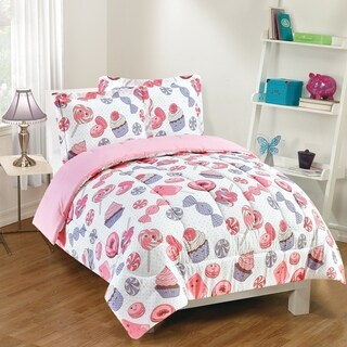 Gizmo Kids Sweet Treats Comforter Set