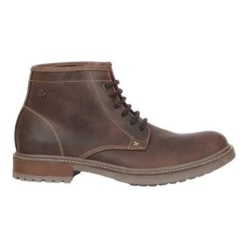 Men's GBX Paeton Boot Tan Leather - Free Shipping Today - Overstock.com -  25239082