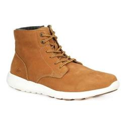 Men's GBX Atomik Ankle Boot Wheat Tumbled Leather - Thumbnail 0
