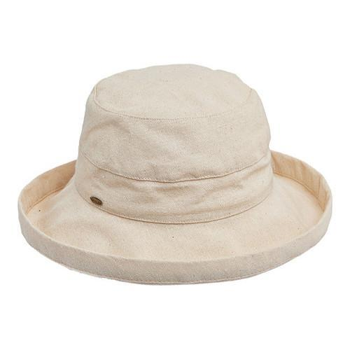 6604f5f658c Shop Women s Scala LC8 Medium Brim Hat Linen - On Sale - Free Shipping On  Orders Over  45 - Overstock.com - 19212339