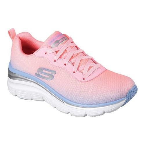 Details about Skechers Fashion Fit Statement Piece Memory Foam Sneakers size 8 M