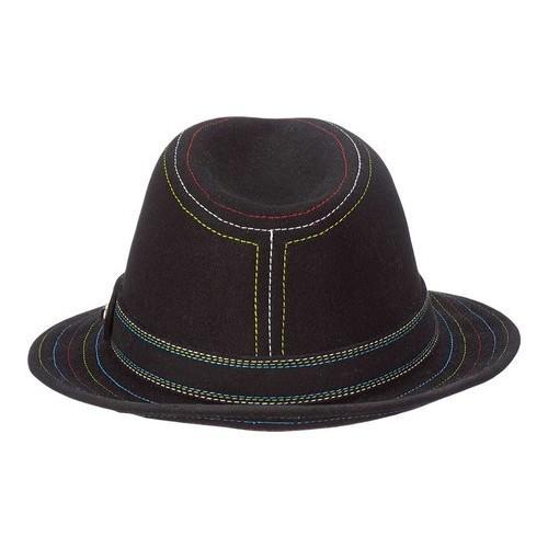 Fallenbrokenstreet Men/'s The Santana Hat Felt Wool Black