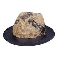 6c11446f57769 Shop Men s Santana by Carlos Santana Hemp Braid Fedora SAN195 ...