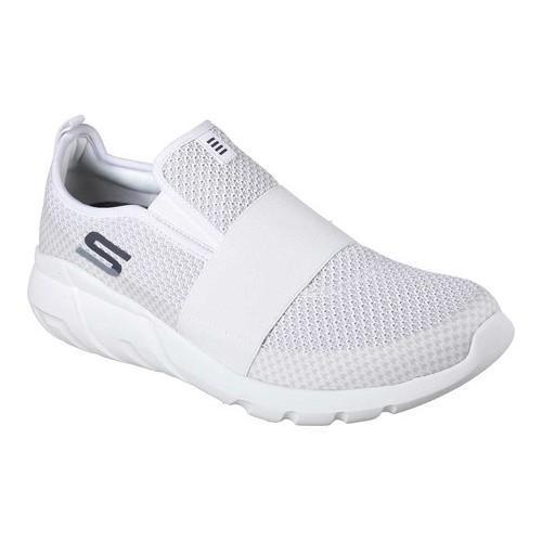 Canada To Sneaker Skechers On Men's Dilley Slip Shop Ships White K1TlFcJ