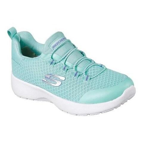 Girls' Skechers Dynamight Race N Run Sneaker Turquoise