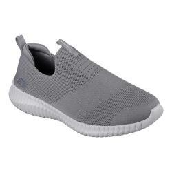 Men's Skechers Elite Flex Wasick Slip-On Sneaker Charcoal