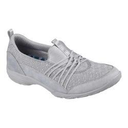 Women's Skechers Empress Wide Awake Slip On Sneaker Light Gray | Shopping The Best Deals on Sneakers