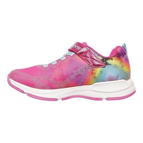 63da3873c319 ... Thumbnail Girls  x27  Skechers Jumptech Dreamy Daze Sneaker Neon Pink  Multi