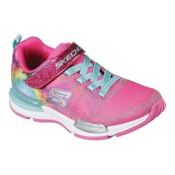 Girls' Skechers Jumptech Dreamy Daze Sneaker Neon Pink/Multi