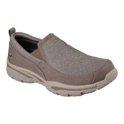 Men's Skechers Relaxed Fit Creston Erie Loafer Taupe