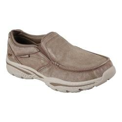 Men's Skechers Relaxed Fit Creston Moseco Loafer Light Brown