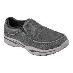Men's Skechers Relaxed Fit Creston Moseco Loafer Charcoal