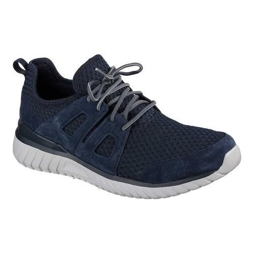 0434a762d4ce Shop Men s Skechers Rough Cut Training Sneaker Navy - Free Shipping Today -  Overstock - 19220188