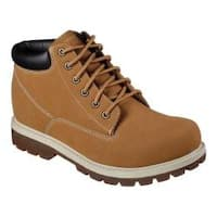 Men's Skechers Relaxed Fit Toric Amado Boot Wheat