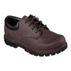 Men's Skechers Relaxed Fit Toric Bereno Oxford Chocolate (5 options available)