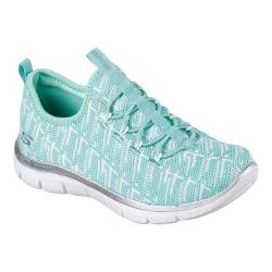 Girls' Skechers Skech Appeal 2.0 Insights II Bungee Lace Sneaker Mint