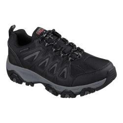 Men's Skechers Terrabite Trail Shoe Black/Charcoal