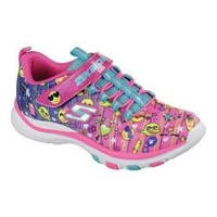 Girls' Skechers Trainer Lite Happy Dancer Sneaker Multi