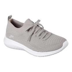 Women's Skechers Ultra Flex Statements Sneaker Taupe