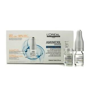 L'Oreal Aminexil Advanced Aminexil + Omega 10x6ml Anti-Thinning Hair Programme Double Action
