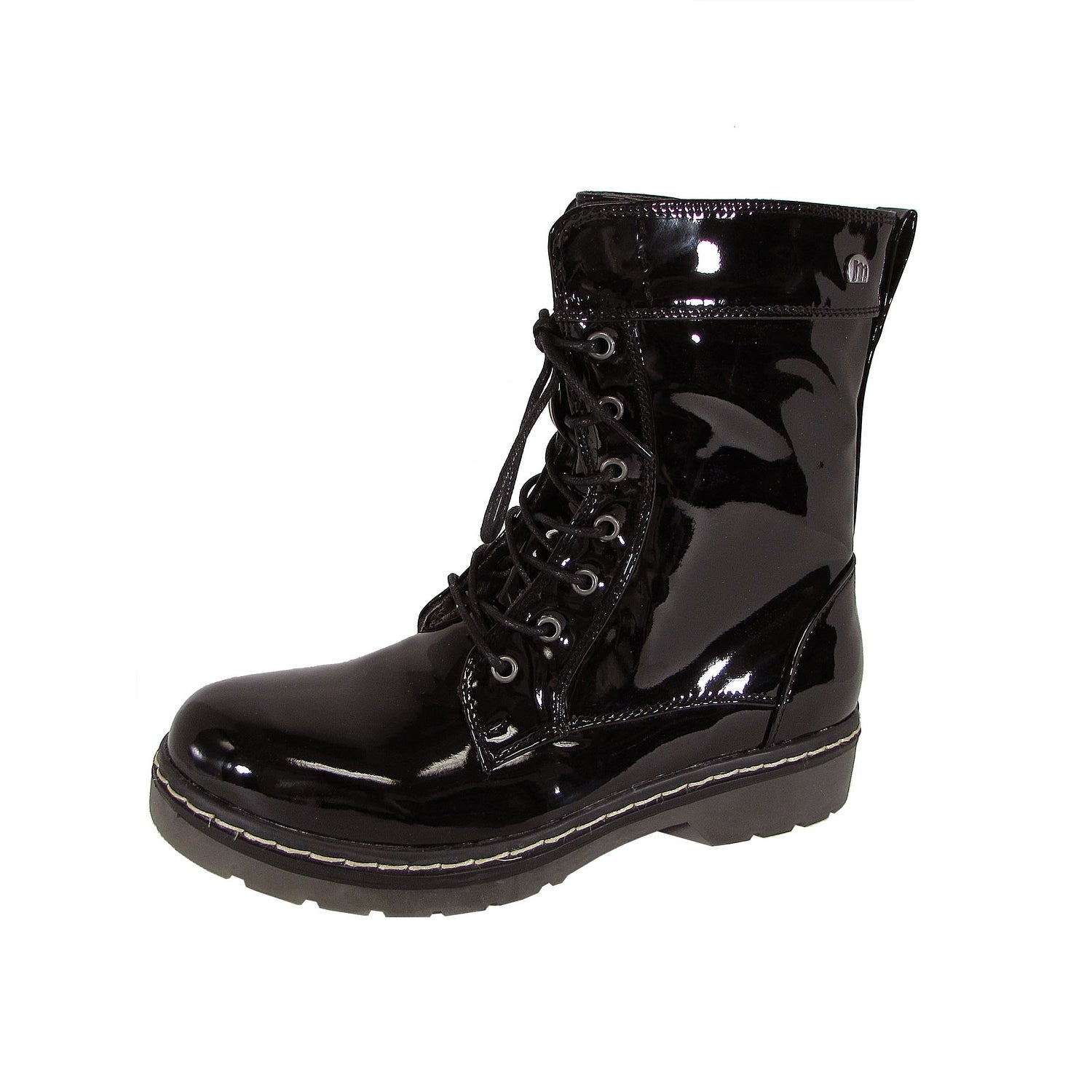 MTNG Mustang Womens 56383 Lace Up