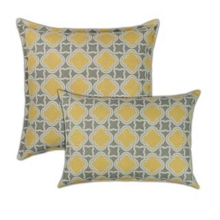 Sherry Kline Bandos Combo Outdoor Pillows - 13 x 19/20 X 20