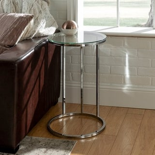 "16"" Round C Side Table - 16 x 16 x 24h"