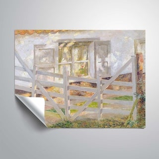ArtWall The Gate Removeable Wall Art