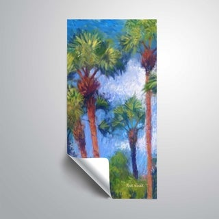 ArtWall Strictly palms VIII Removable Wall Art (3 options available)