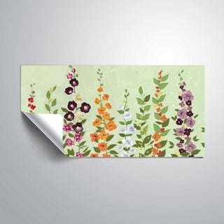 ArtWall Floral Removable Wall Art (3 options available)