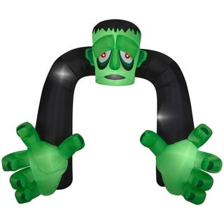 National Tree Company Airblown Inflatable Monster Archway