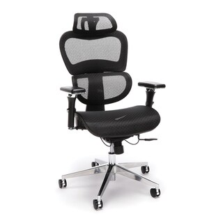 OFM Core Collection Ergo Office Chair featuring Mesh Back and Seat with Optional Headrest