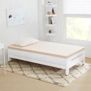Sleep Studio CopperFresh 2-Inch DORM Gel Memory Foam Mattress Topper (3 options available)