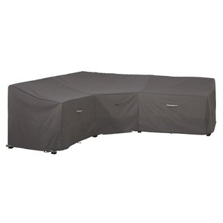 Classic Accessories Ravenna® Patio V-Shape Sectional Lounge Set Cover
