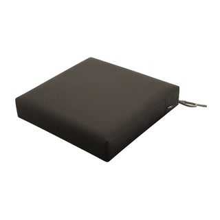 "Ravenna® Square Patio Seat Cushion Slip Cover & Foam, 25""W x 25""D x 5""T"